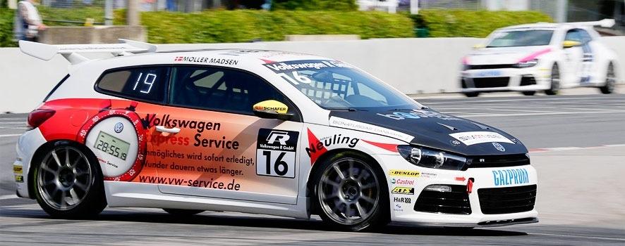 Qualifying at the Norisring: Danes impress – Larini pushes his luck.