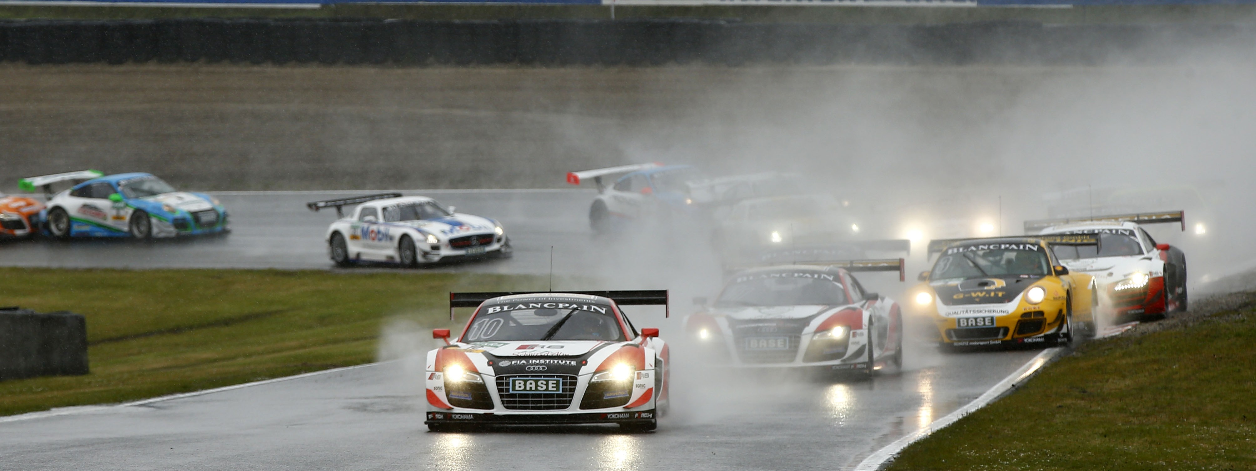 Another strong weekend for Kelvin and René in Zandvoort