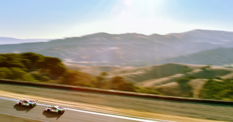 Van Der Linde Going for Hat Trick in Third Intercontinental GT Challenge California 8 Hours
