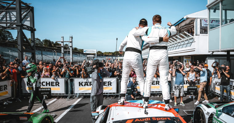 The New ADAC GT Masters Champions!